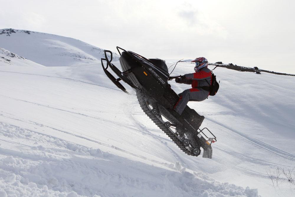 Снегоход Тайга Варяг 500. Стоит ли брать?