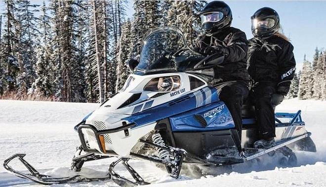 Универсальный снегоход Arctic Cat Bearcat 570
