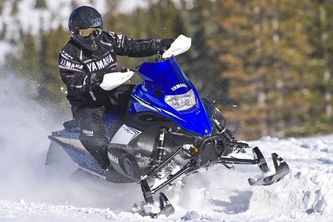 Покоритель гор Yamaha FX Nytro