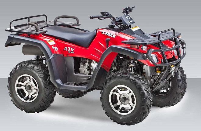 Квадроцикл Стелс 300