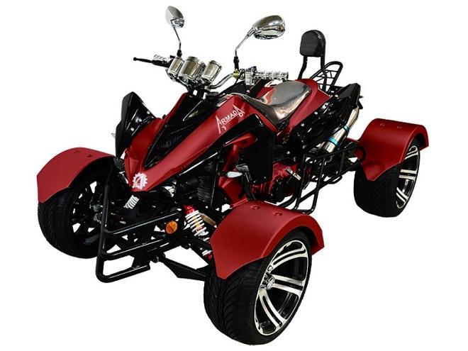 Квадроциклы Армада