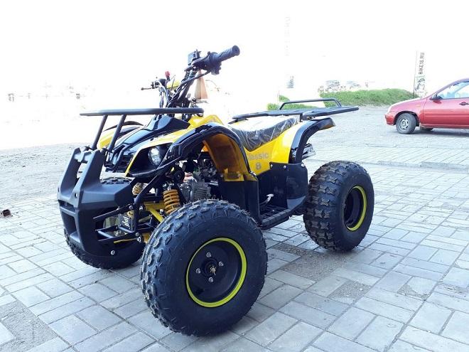 ATV Classic 8