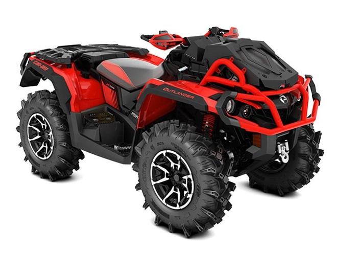 Квадроциклы ATV и их особенности
